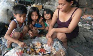 Món ăn bãi rác Pagpag Philippines