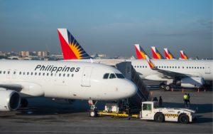 Những hãng máy bay nổi tiếng của Philippines