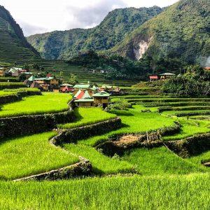 Khám phá ruộng bậc thang Banaue tại Philippines