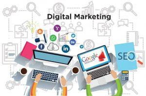 Các giai đoạn phát triển của Digital Marketing