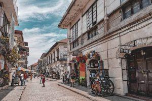 Du lịch Philippines- Thành phố cổ Vigan