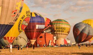 Festival khinh khí cầu tại Philippines 2020