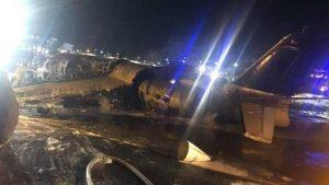 Cháy nổ máy bay ở Philippines: Toàn bộ 8 người trong phi hành đoàn tử vong