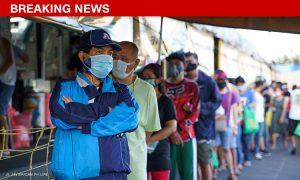 Philippines vượt mốc hơn 2000 người nhiễm Virus Corona