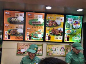 Chi phí ăn uống và giá cả thực phẩm tại Philippines