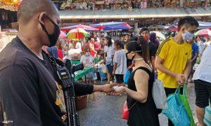 Philippines: Số người nhiễm Covid-19 vượt quá 3000 người, số người chết tăng vọt