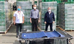 Mỹ và Ấn Độ hỗ trợ thiết bị y tế cho Philippines phòng chống dịch bệnh