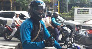 Angkas - Phương tiện đi lại vô cùng an toàn tại Philippines