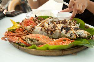 6 nhà hàng hải sản tuyệt vời tại El Nido Plawan