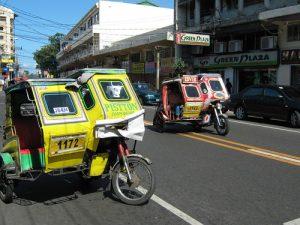 Du lịch Philippines đừng quên trải nghiệm xe Tricycle