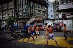 Tại sao người Philippines yêu thích bóng rổ