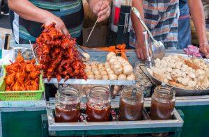 5 điểm ăn uống đường phố tốt nhất ở Metro Manila