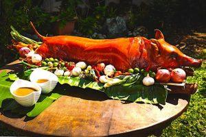 Một vài món ăn đặc trưng của Philippines