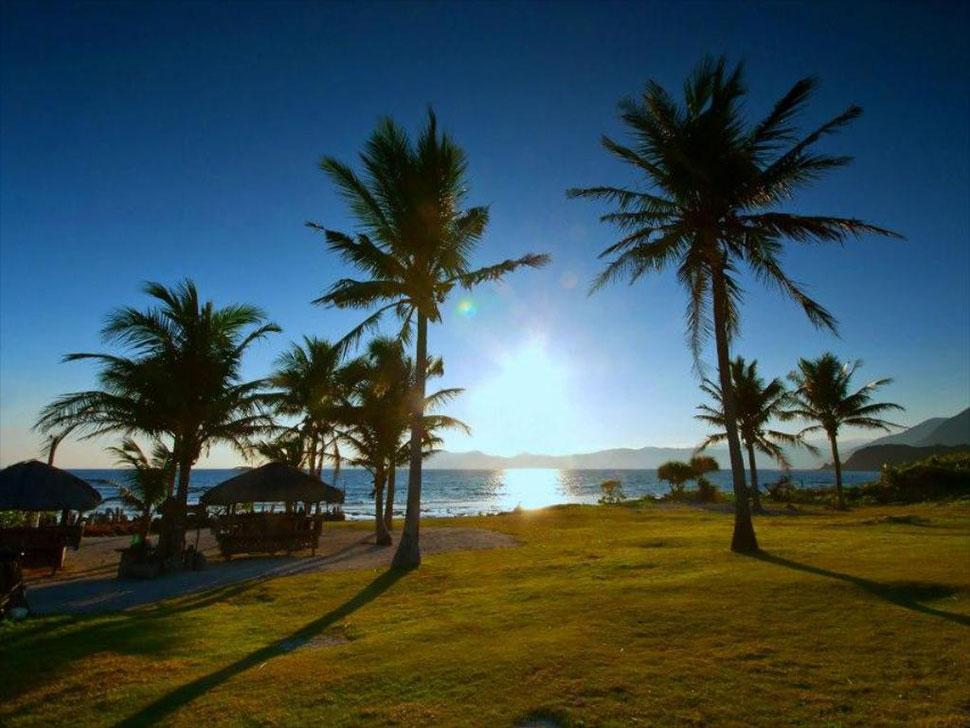 5 khu nghỉ dưỡng trên bãi biển Pagudpud