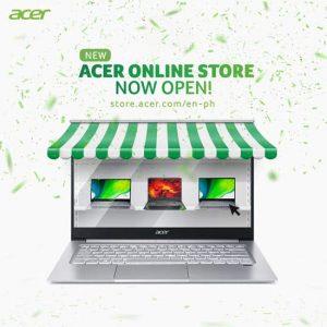 Acer Philippines ra mắt cửa hàng trực tuyến đầu tiên