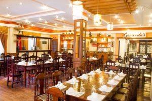 Những nhà hàng ngon nhất Bohol