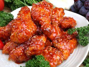 Cửa hàng gà rán Hàn Quốc ngon nhất Manila