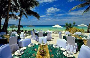 Hoạt đọng du lịch tại Boracay