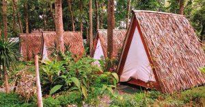 6 địa điểm cắm trại tuyệt vời gần Manila