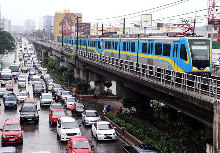 Hệ thống đường sắt đô thị tại Manila