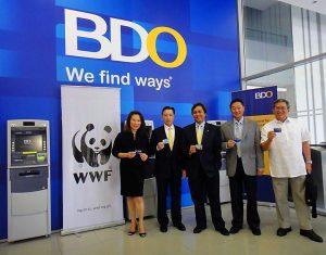 Cách mở thẻ ngân hàng BDO Philippines