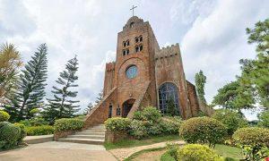 Vẻ đẹp uy nghi của nhà thờ Caleruega, Batangas, Philippines