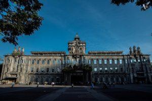 Tham quan trường đại học lâu đời nhất châu Á tại Philippines Santo Tomas