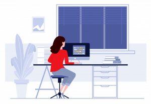 Làm sao để làm việc tại nhà vẫn hiệu quả như khi làm việc tại công ty?