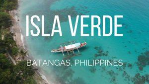 Kinh nghiệm du lịch đảo Verde Philippines
