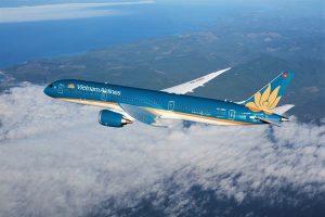 VNA chính thức mở bán chuyến bay thương mại quốc tế thường lệ về Việt Nam