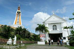 Kinh nghiệm du lịch Monte Maria Shrine, Batangas Philippines
