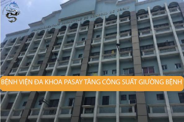 Bệnh viện Đa khoa Thành phố Pasay